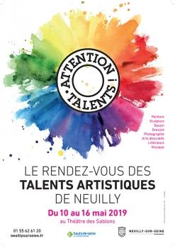 Attention Talents 2018